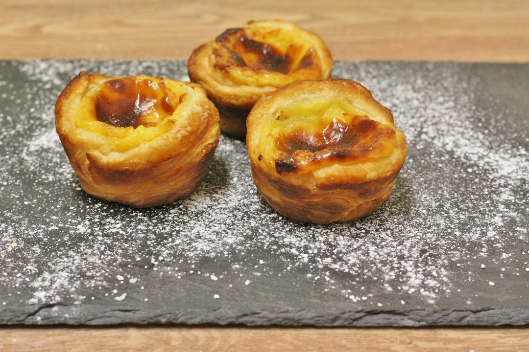Bake Off Bake Along Pastry Week Pasteis de natas 6
