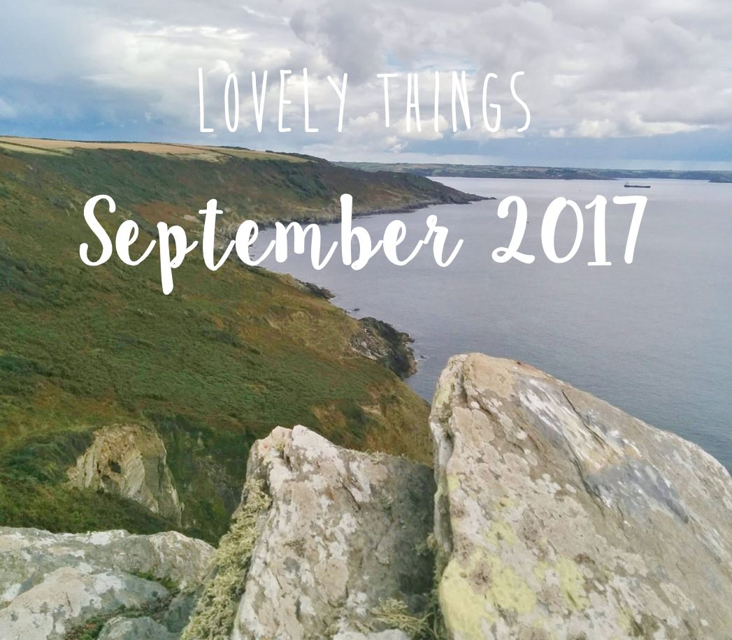 Lovely Things September 2017 1