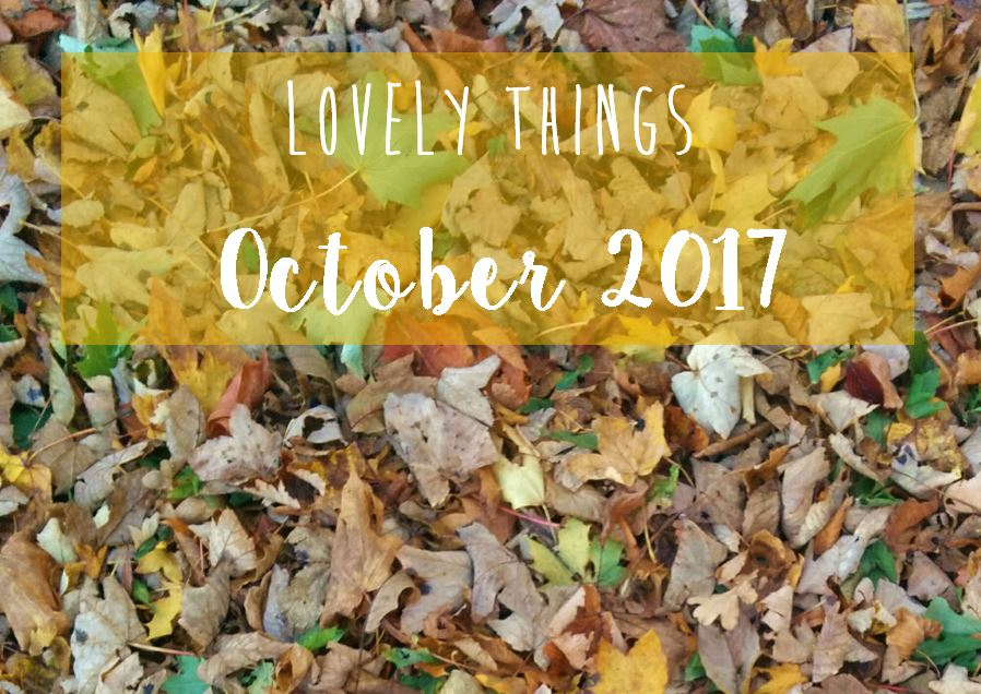 Wooden Window Sills October 2017 Lovely Things 1