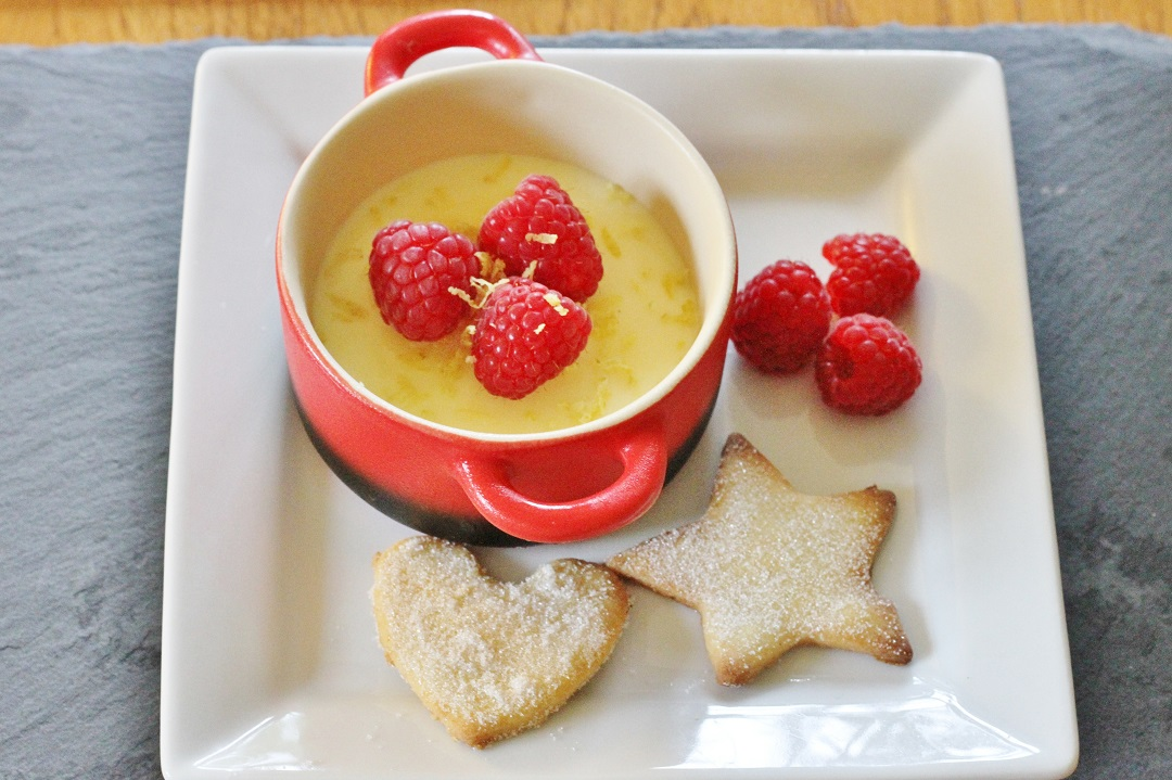 Wooden Window Sills - Recipe - Lemon Posset with Petit Beurres 1