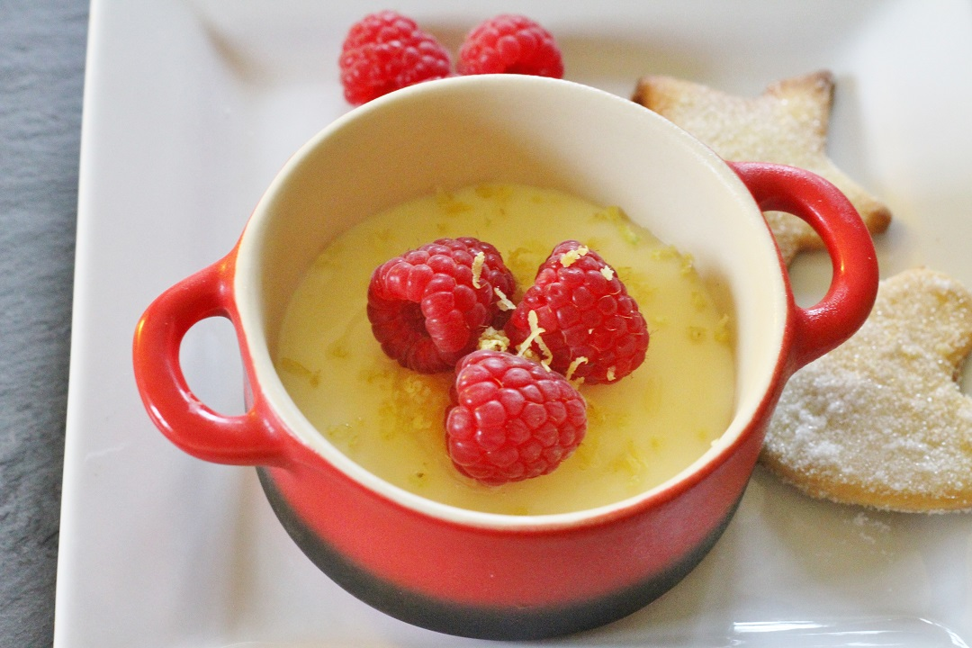 Wooden Window Sills - Recipe - Lemon Posset with Petit Beurres 3